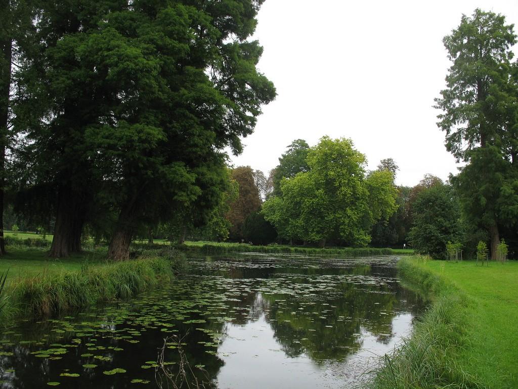 Jardin et parc du Château de Chantilly │© Esther Westerveld