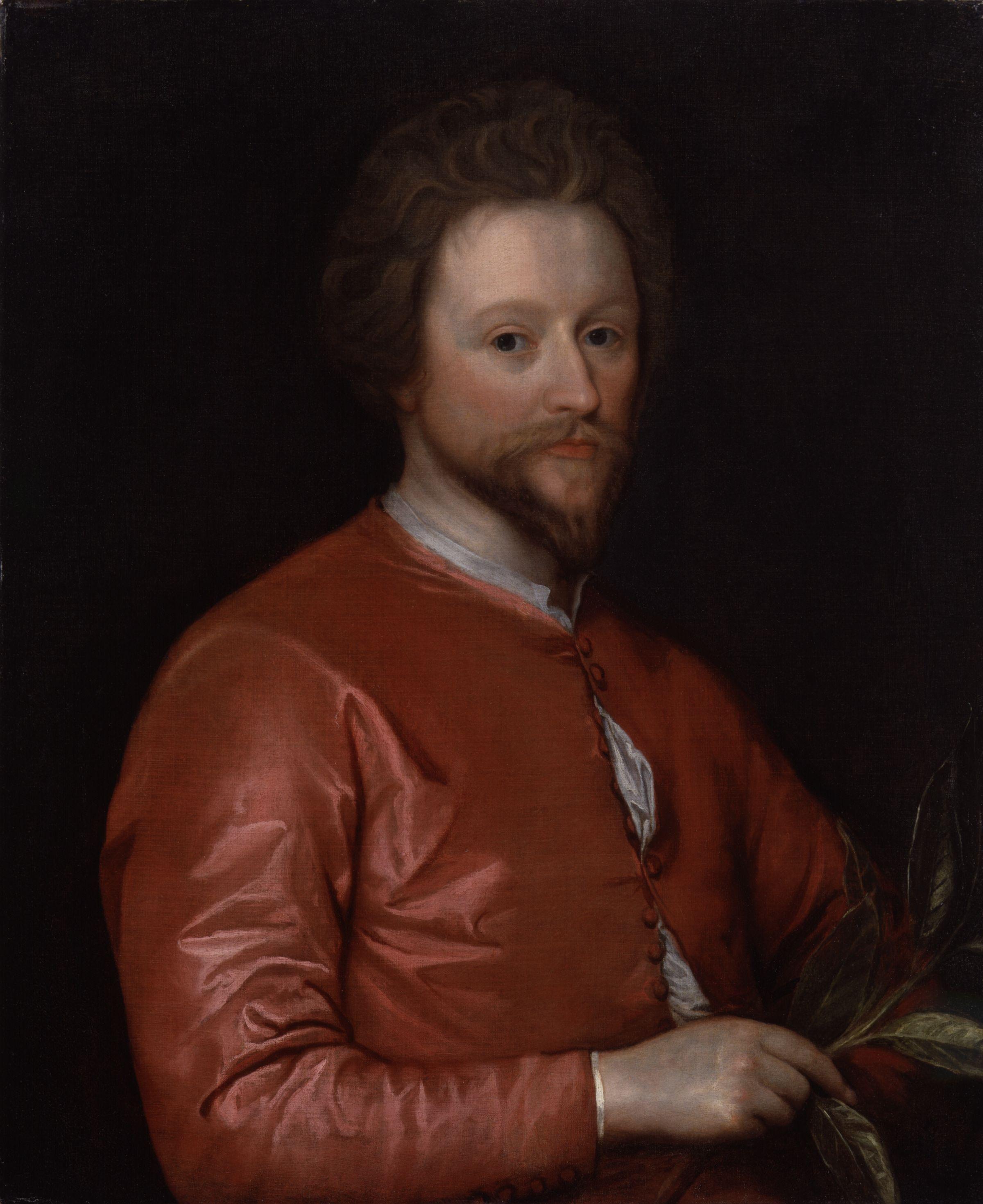 Portrait of John Fletcher, circa 1620 | Courtesy of WikiCommons