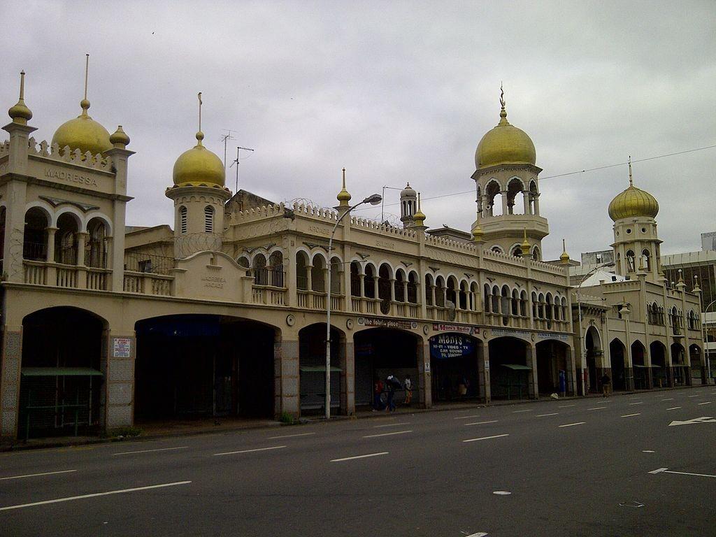 Juma Mosque © Akidjoh/WikiCommons
