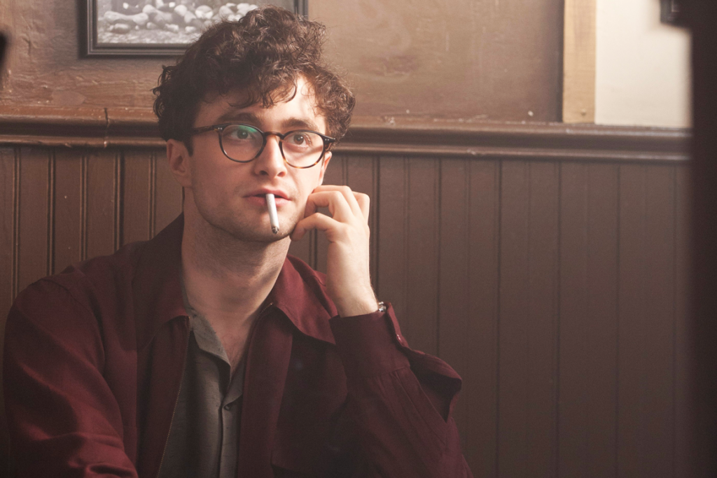 Daniel Radcliffe in Kill your Darlings | © The Works