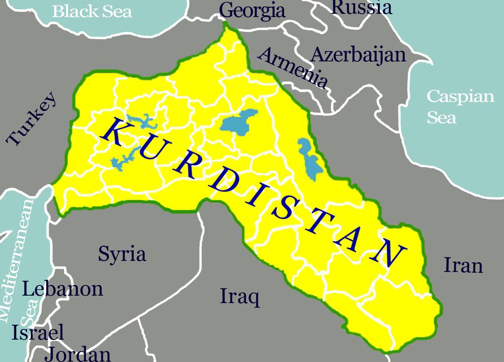 © Kurdistan project/WikiCommons