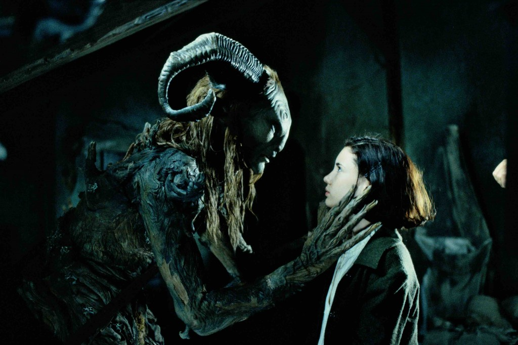 With Pan's Labyrinth Del Toro created a horror fairy tale that has become part of cinephile canon | Courtesy of Cinematek