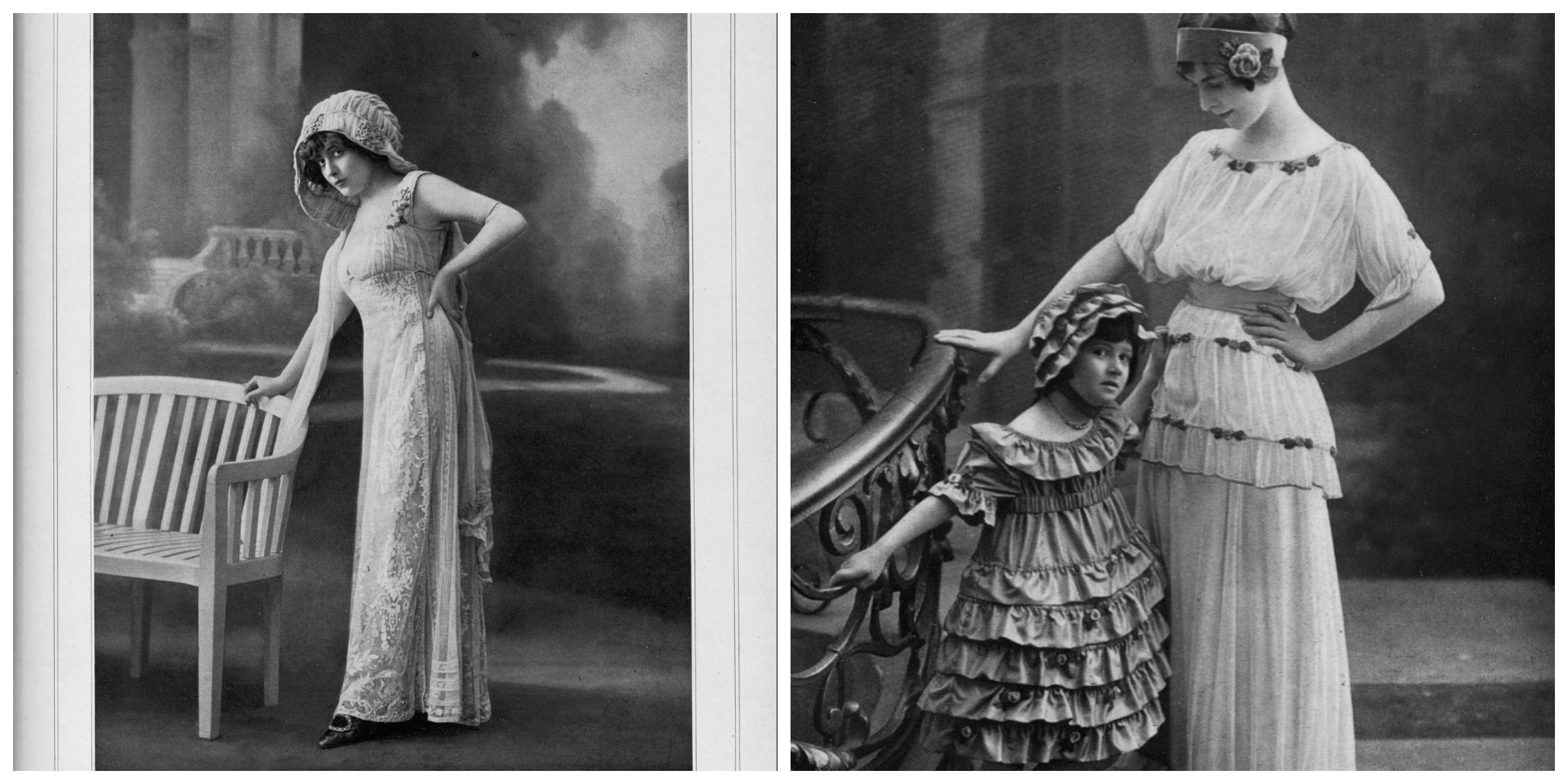 A brief history of haute couture in paris for Haute couture history