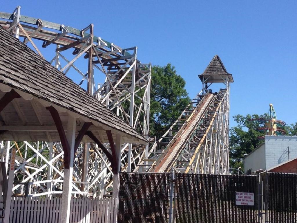 Leap The Dips at Lakemont Park | © Susan Werkheiser/WikiCommons