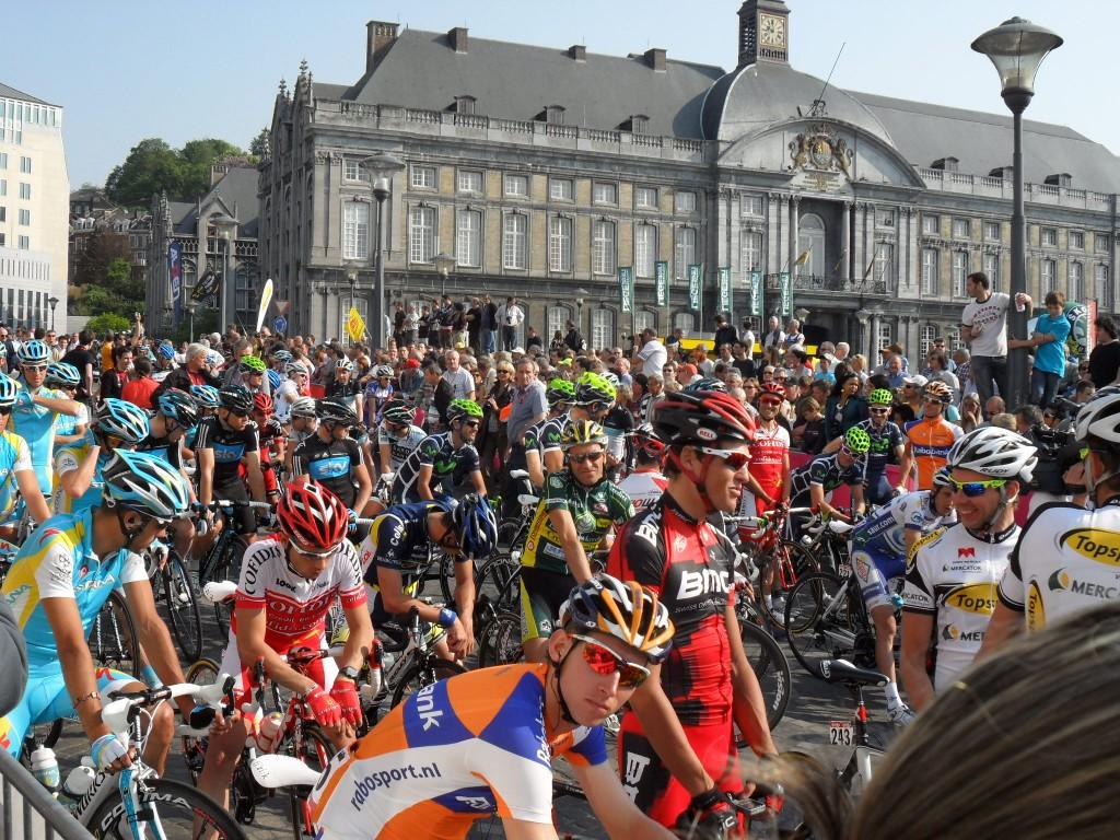 The start of the big LGL in Liège | © Liorek/Wikimedia Commons