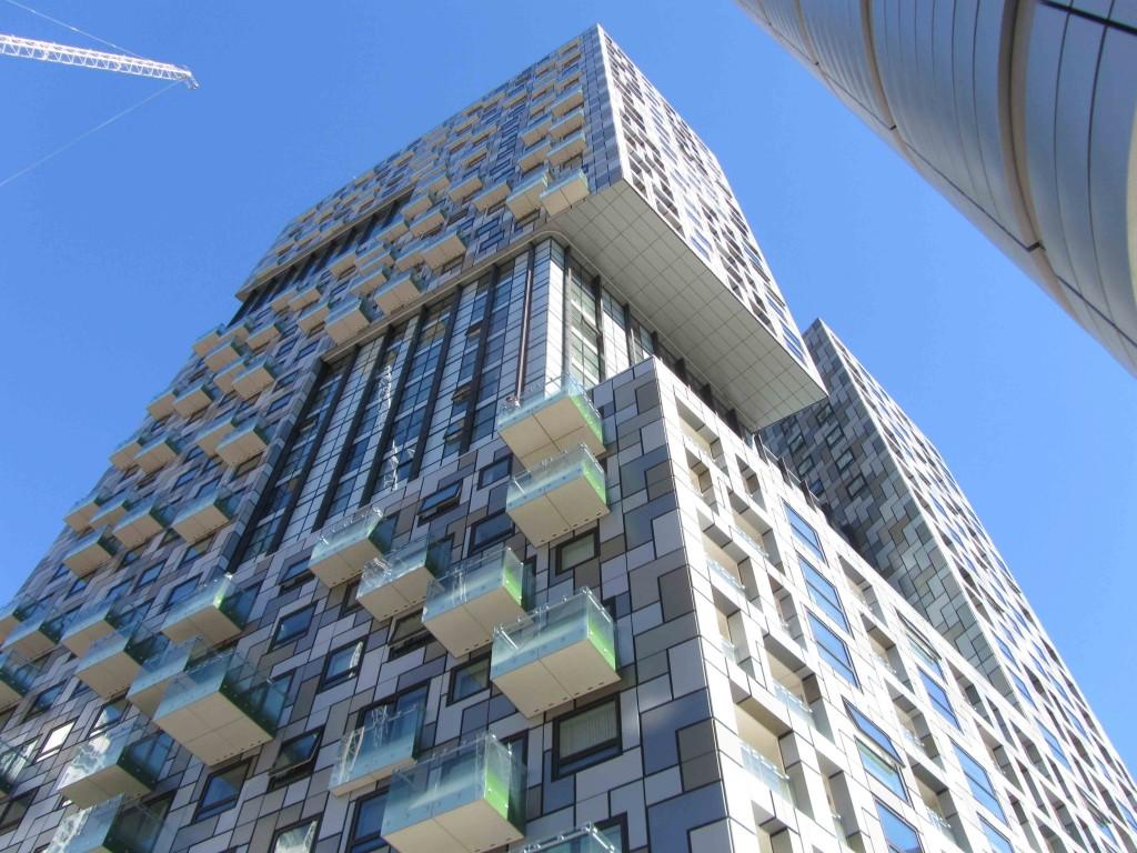 Lincoln Plaza|©Ike Ijeh/Building Design