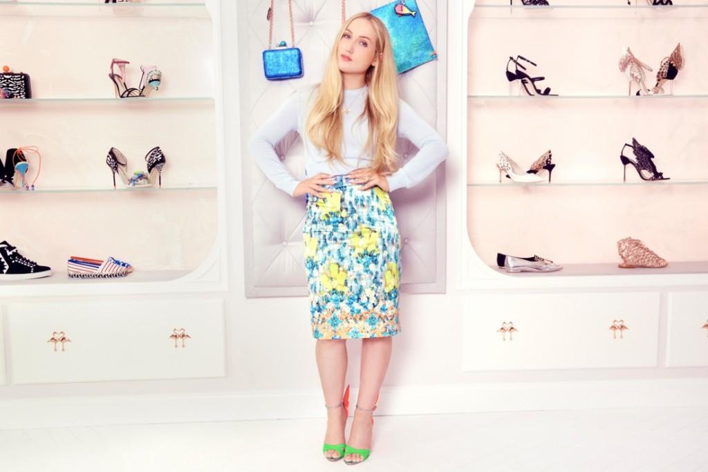 Sophia Webster at London Fashion Weekend