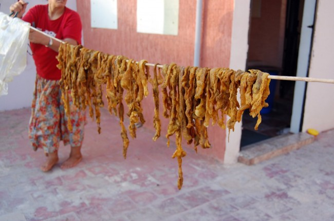 Gideed: air dried preserved lamb. | © Lucyin / Wikicommons