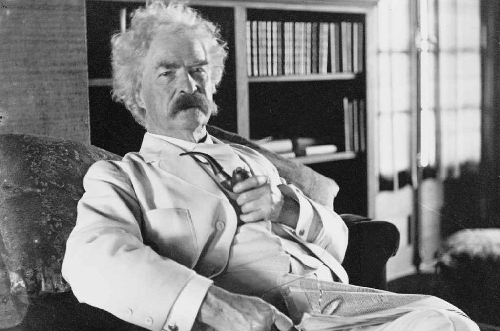 Mark Twain/Pixabay