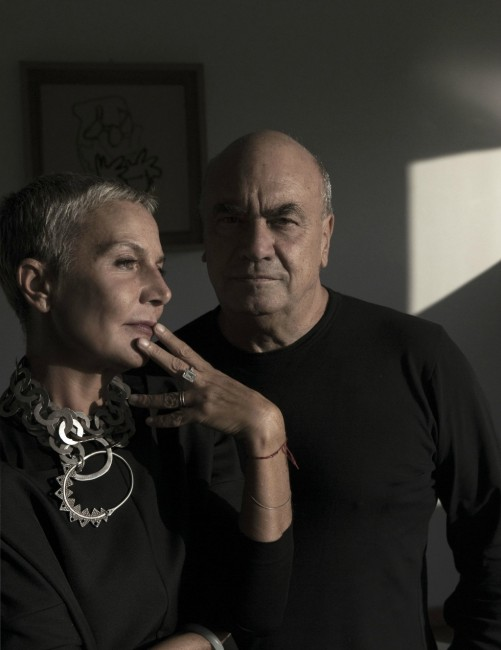Massimiliano and Doriana Fuksas