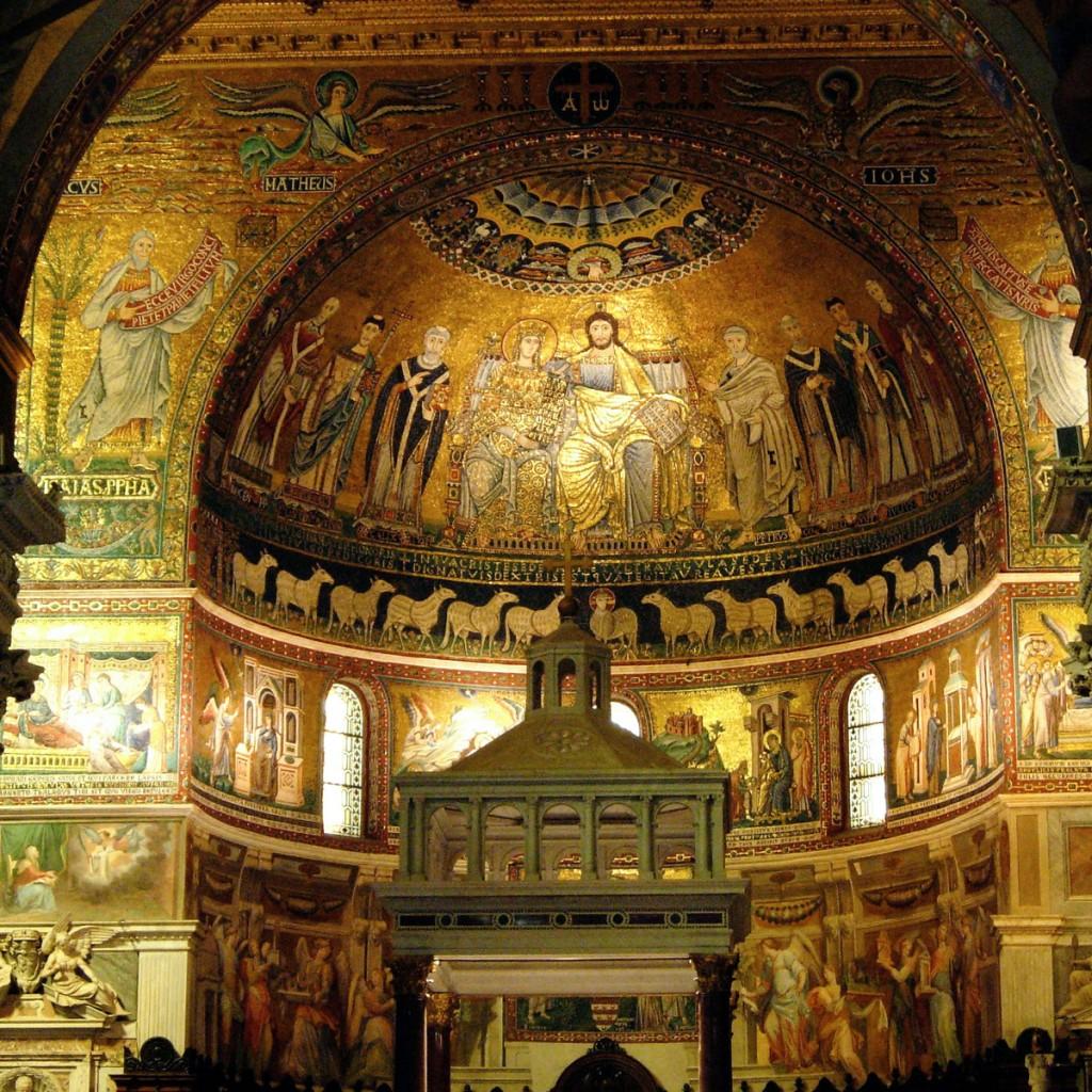 Santa Maria in Trastevere   © WikiCommons