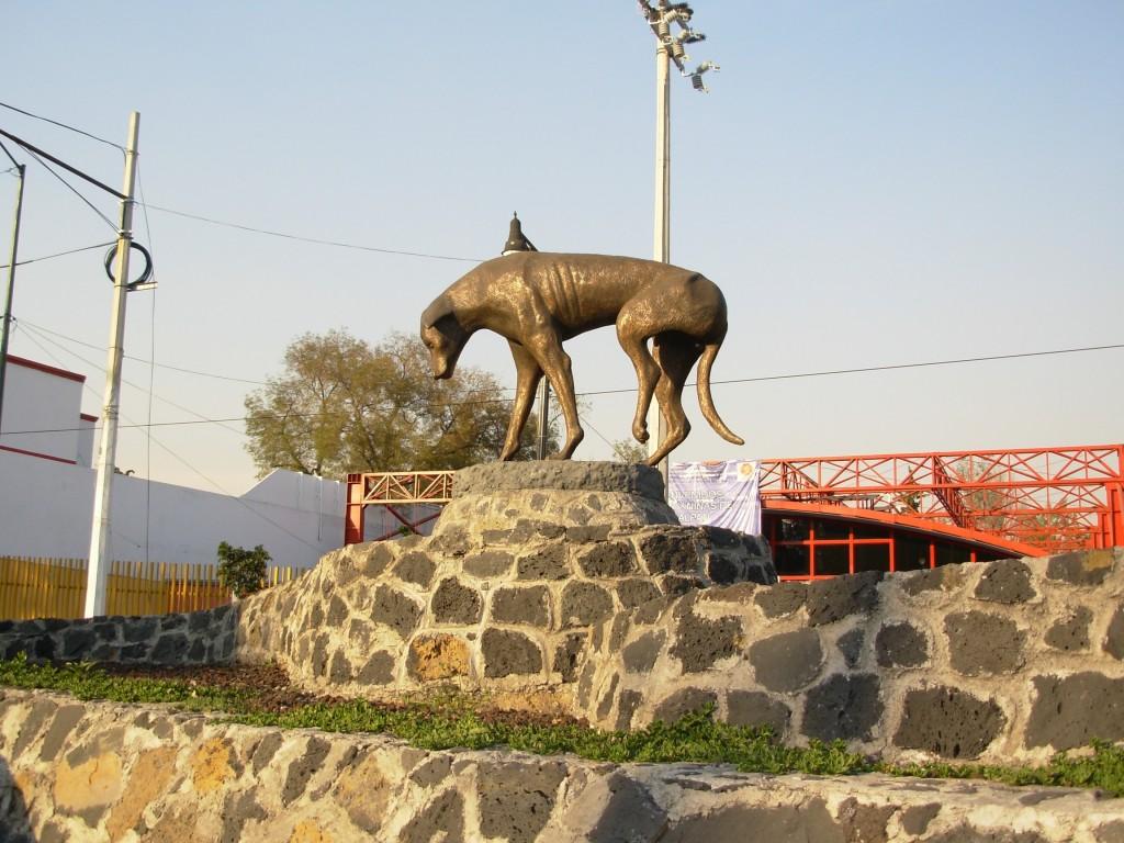 Estatua al Perro Callejero | © Erick1984/WikiCommons