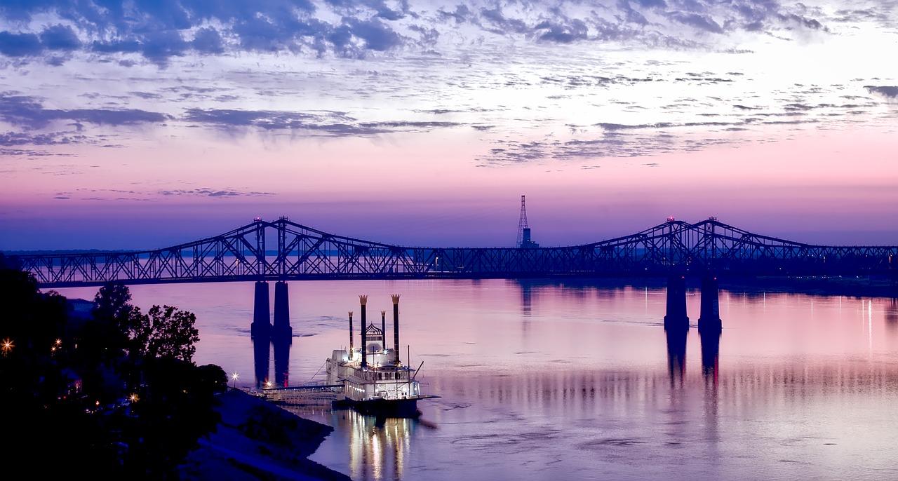 Mississippi River | Public Domain/Pixabay
