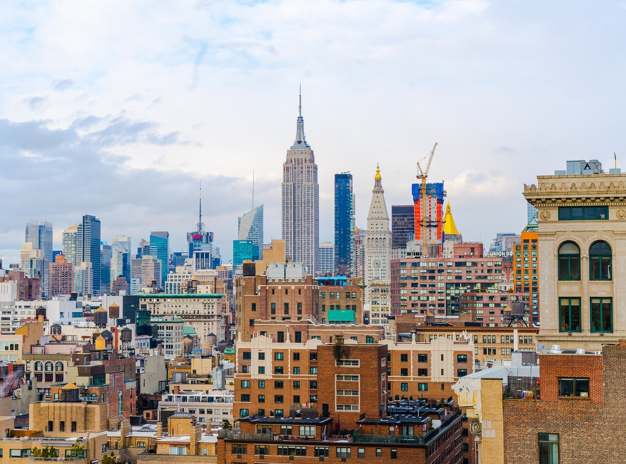 Best Buildings To Live In Jersey City