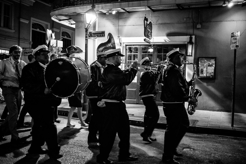 New Orleans Second Lines   © Luca Sartoni/WikiCommons