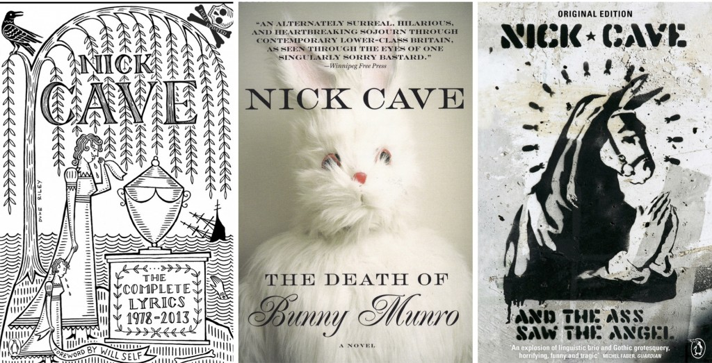 The Complete Lyrics (1978-2013), The Death of Bunny Munro, And the Ass Saw the Angel   Courtesy of Penguin Books and Canongate Books