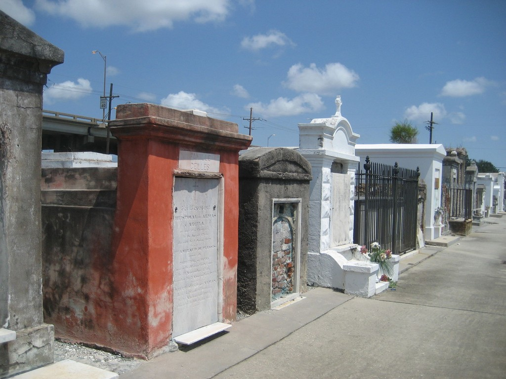 St. louis Cemetery No. 2 | © Infrogmation of New Orleans/WikiCommons