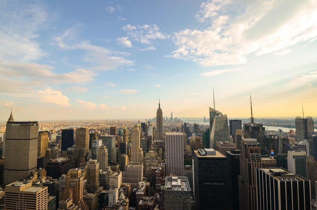 Manhattan Aerial View | © USA-Reiseblogger/Pixabay