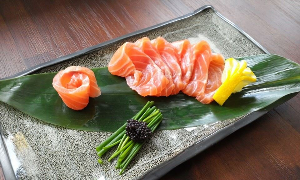 Salmon Sashimi | © Sammy L. / Yelp