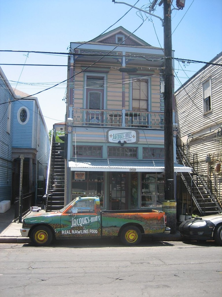 Jacques-Imo's restaurant | © Infrogmation of New Orleans/WikiCommons