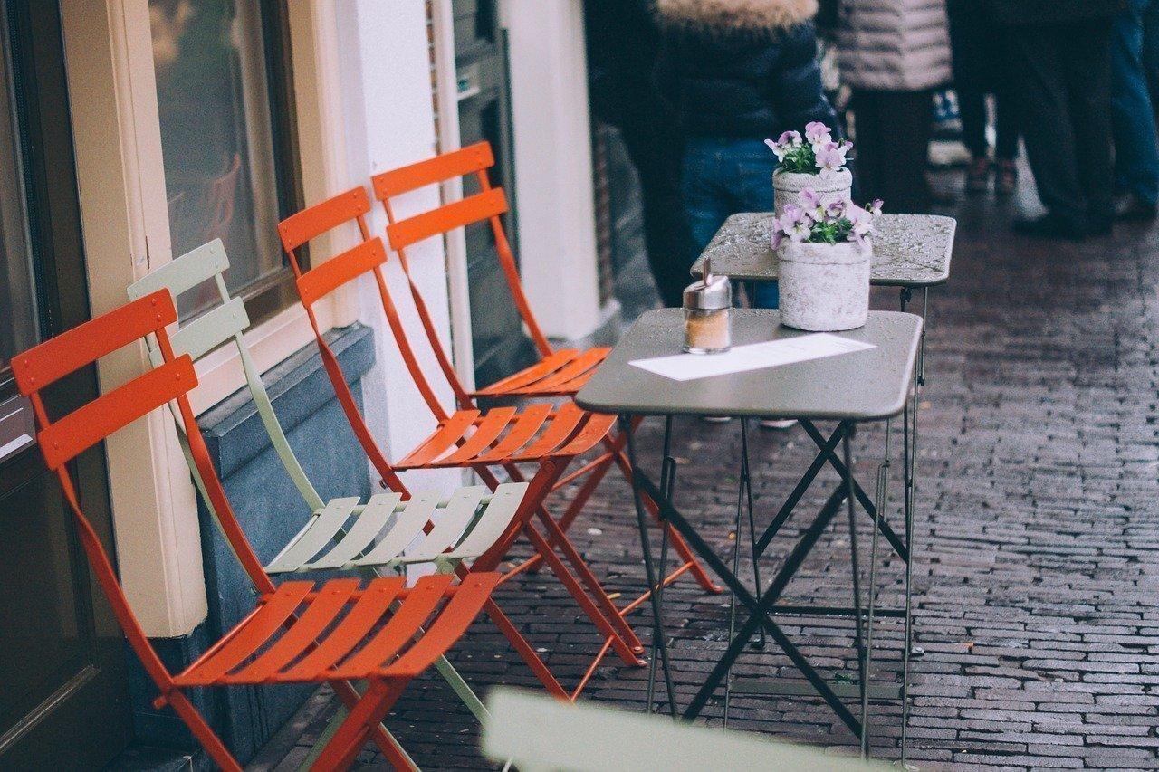 Outdoor Cafe | © Unsplash/Pixabay