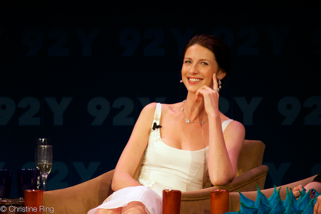 Balfe at an Outlander premiere episode screening | © Christine Ring/WikiCommons
