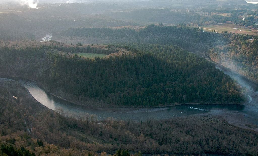 Oxbow Park, Oregon   © Sam Beebe/Ecotrust/Wikicommons
