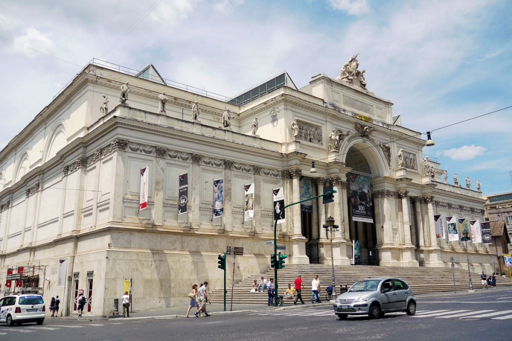 5 exhibitions to see in rome this autumn for Palazzo delle esposizioni rome italy