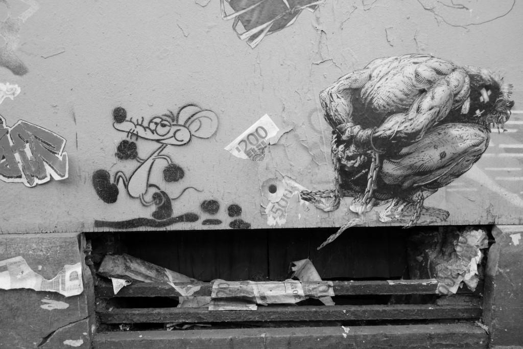 Parisian graffiti │ © Petit_louis
