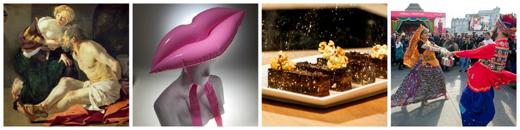 1622-3|©York Art Gallery,/York Museums Trust / Inflatable Lip Hat, John Galliano for Dior, created by Stephen Jones, Spring/Summer 2005, Ready-to-wear|Courtesy of Associazione Culturale Anna Piaggi/Barbican / Image courtesy of The Chocolate Show / Diwali Celebrations 2015|LondonGov/Flickr