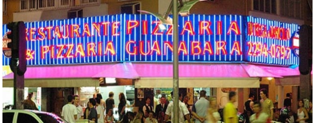 Pizzaria Guanabara |© courtesy of Pizzaria Guanabara
