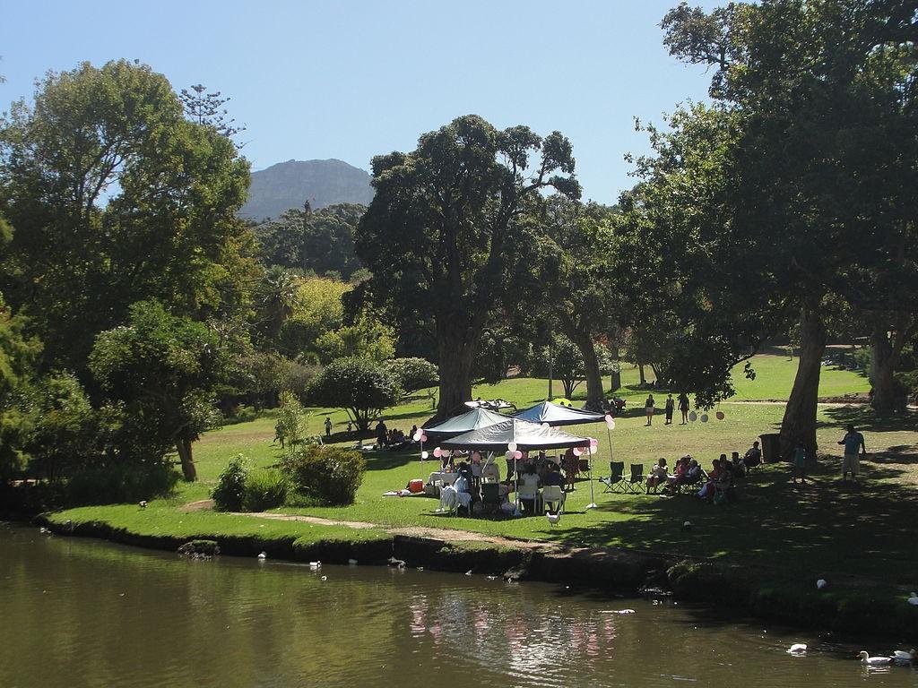 Wynberg Park © Zaian/WikiCommons