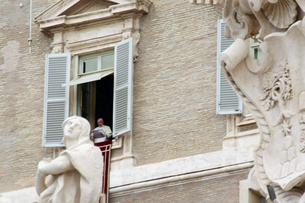 Pope Francis   © Flickr/giulio_nikon