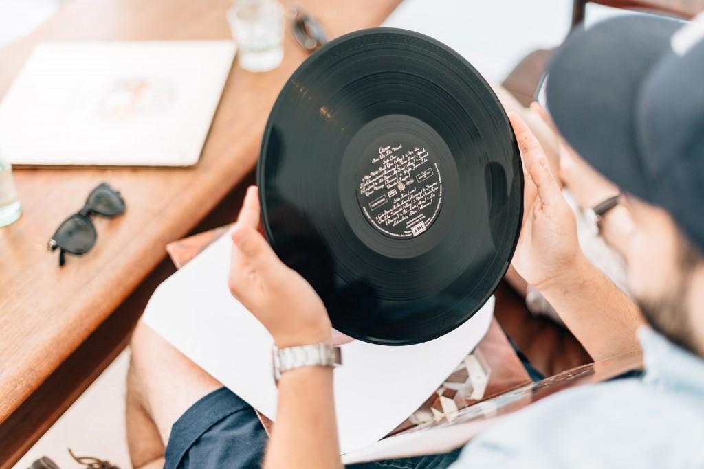 Vinyl © Pixabay