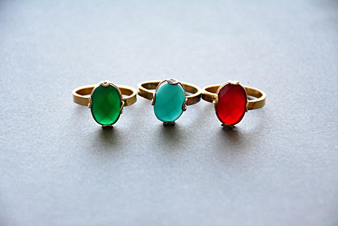Rings © Pixabay