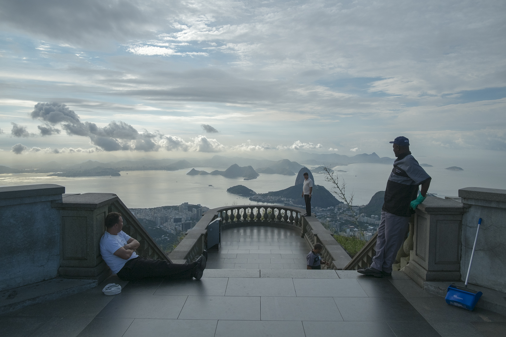 Christ the redeemer, Rio de Janeiro|©Oliver Curtis/Chloe Nelkin Consulting