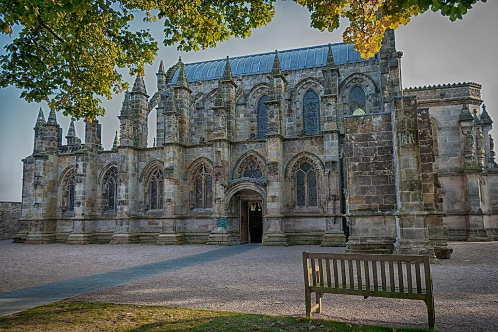 Rosslyn Chapel © Walkerssk/Pixabay