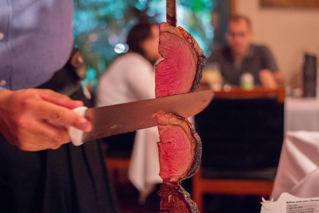 Meat skewers |© LWYang/Flickr