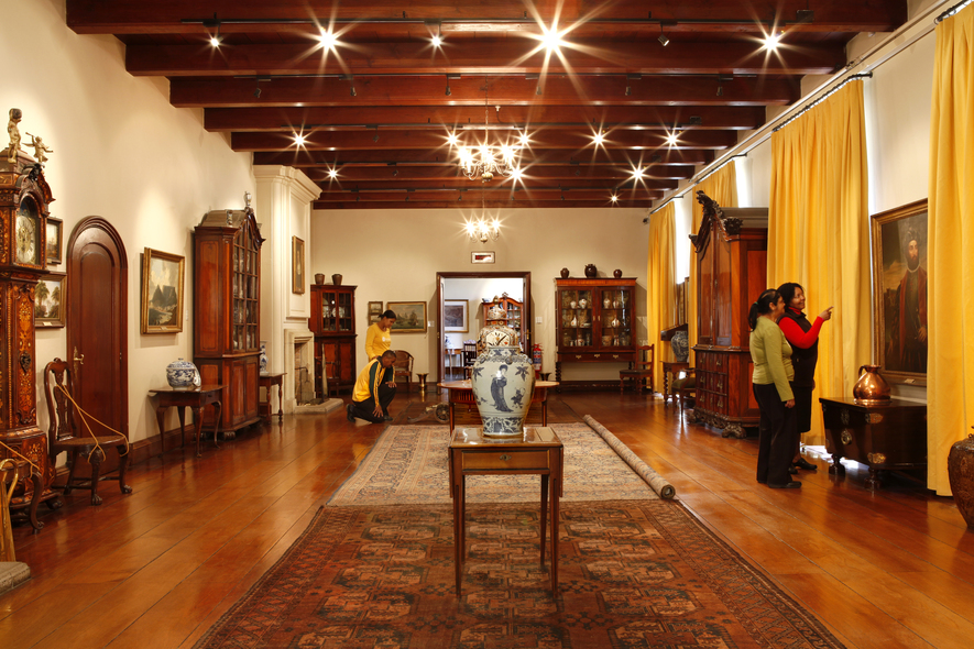 William Fehr Collection at the Castle of Good Hope © Carina Beyer/Courtesy of Iziko Museums