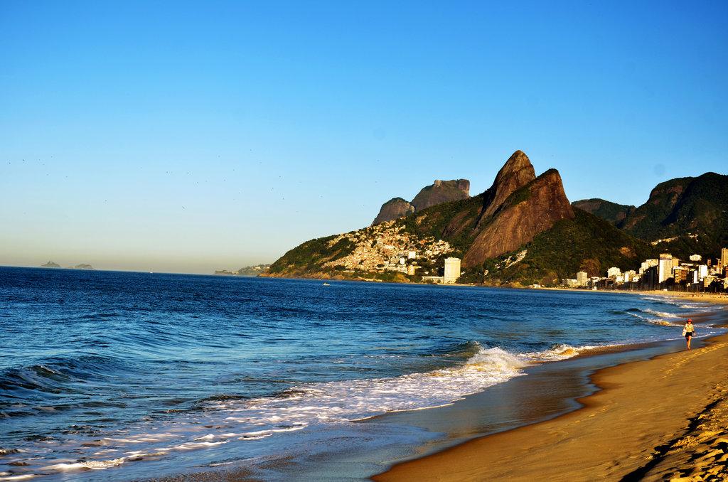 Ipanema beach  ©Rodrigo Soldon/Flickr