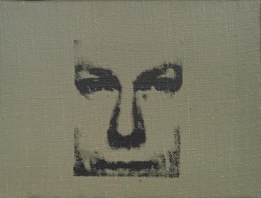 Donald Judd by Andy Warhol | courtesy RioArt