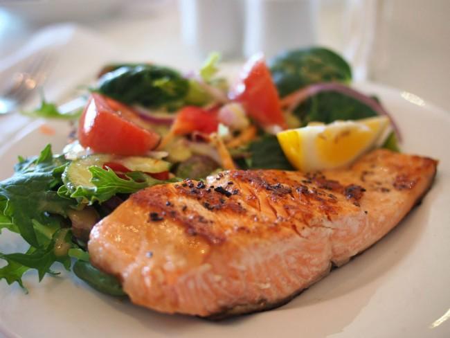 Salmon   © cattalin/Pixabay