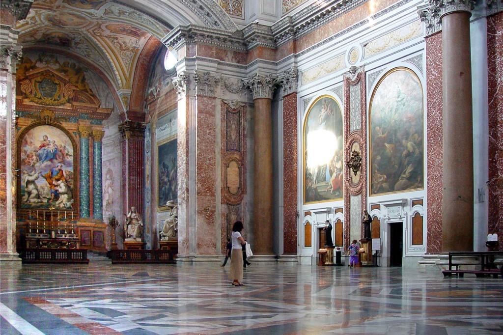 Santa Maria degli Angeli e dei Martiri | © Flickr/Johan Siegers