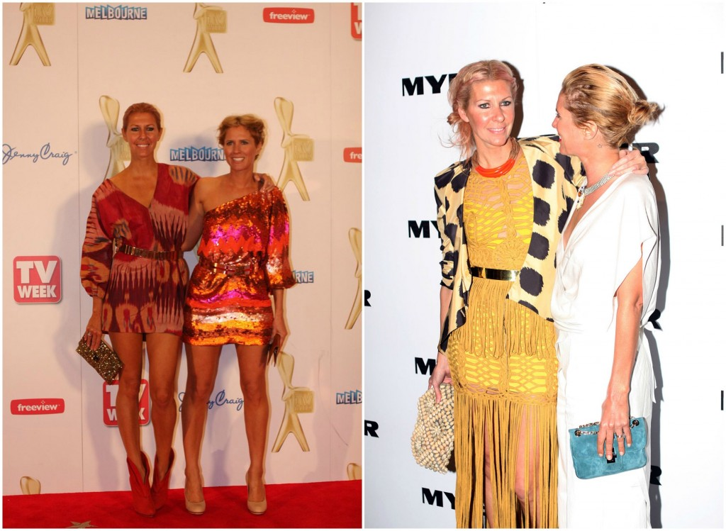 Clarke & Middleton: at TV Week Logies 2011 and Myer Spring Summer 2011/12 Collection launch | © Eva Rinaldi / Flickr