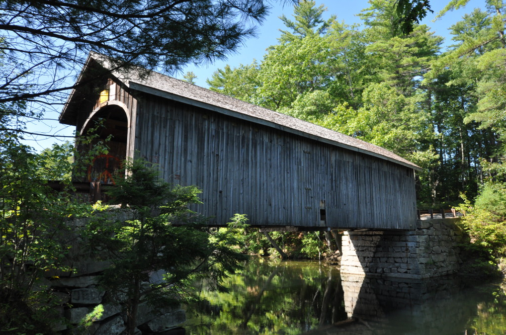 Babb's Bridge | © Magicpiano/Wikicommons