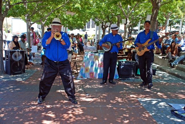 Street Jazz in Cape Town, South Africa | © InnaFelker/Shutterstock