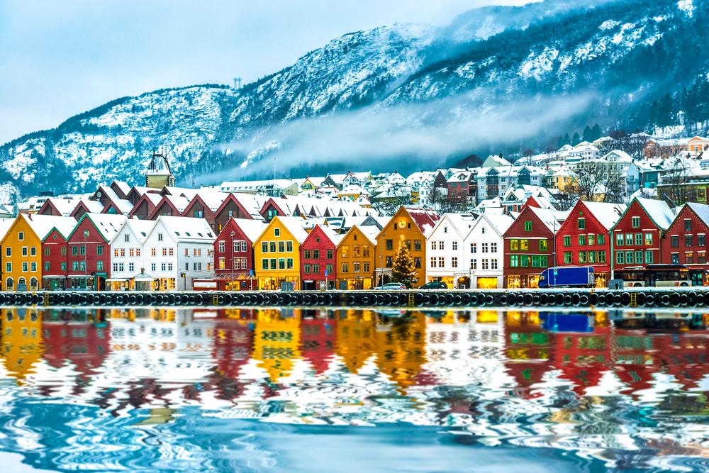 Bergen, Norway © Tatyana Vyc