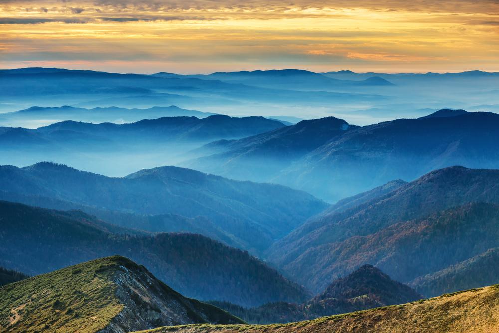 Blue Mountains ©Pavel Vakhrushev / Shutterstock