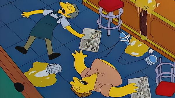 The Simpsons   © Fox