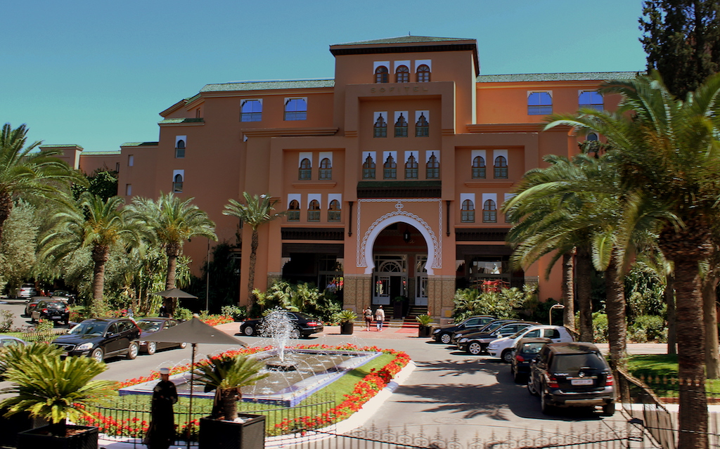 Where to have a luxury stay in marrakech - Hotel 5 estrellas marrakech ...